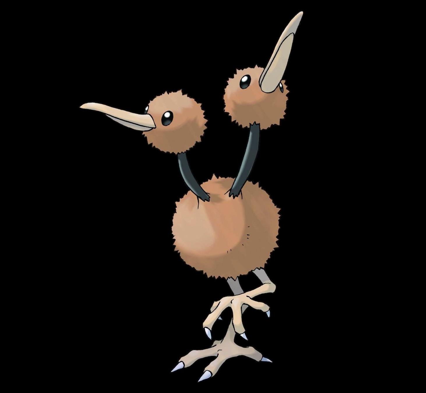 [Petición-Modelo] Pokémones de Pokémon Rojo Fuego Doduo
