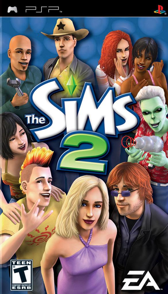 Videojuegos  The_Sims_2_PSP