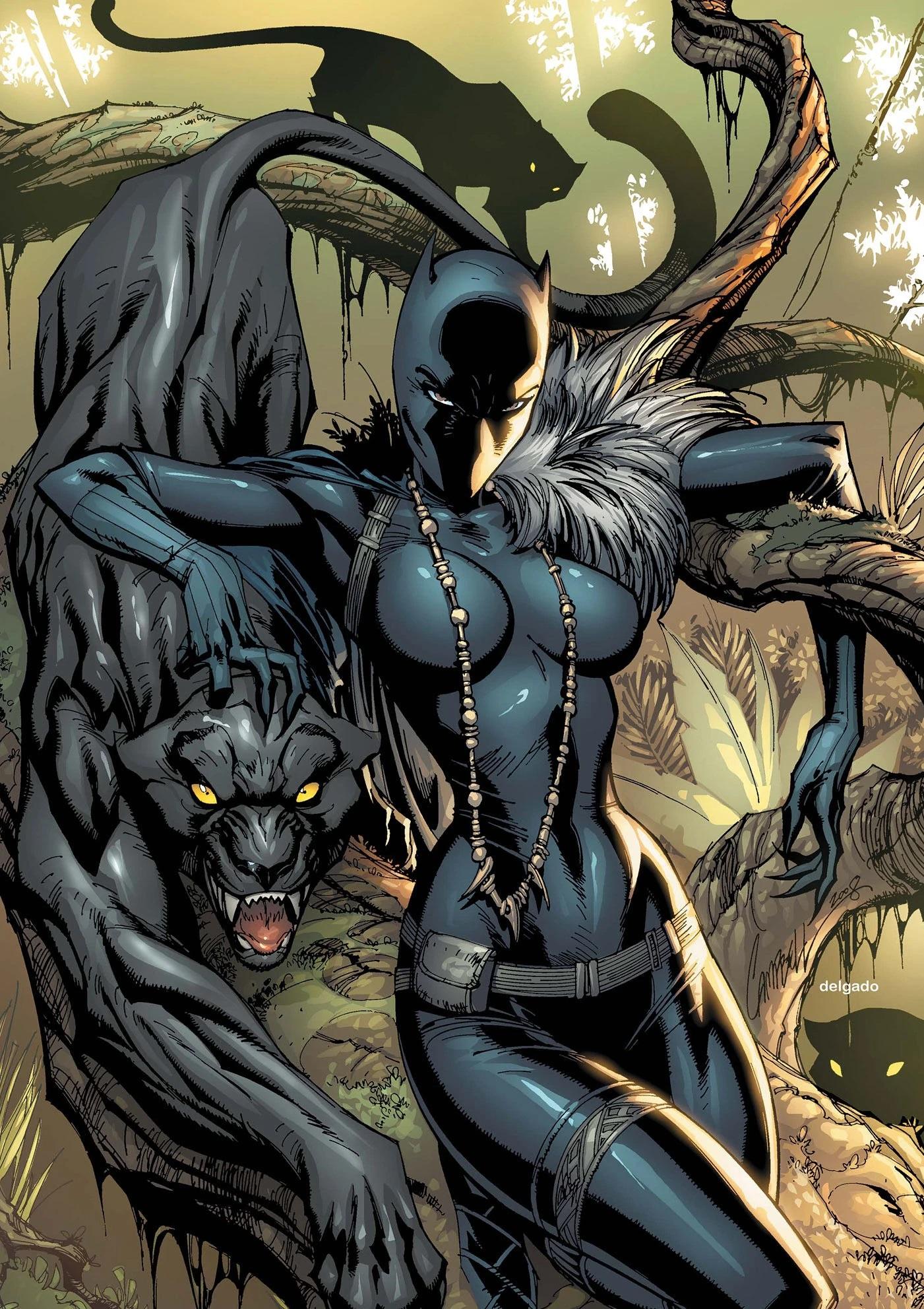 Doria McKenzie-Boltagon Black_Panther_Vol_5_1_Textless