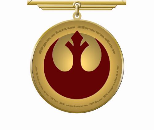 DANKE vom Rising Sun Squad Medal_Flying_Bravely