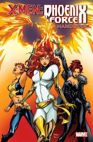 Manuel Officiel de l'Univers Marvel Thématiques 2010-2011 300px-X-Men_Phoenix_Force_Handbook_Vol_1_1