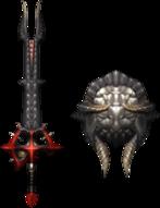 Fatalis | Crimson Fatalis | White Fatalis [MHFU] 147px-Weapon507
