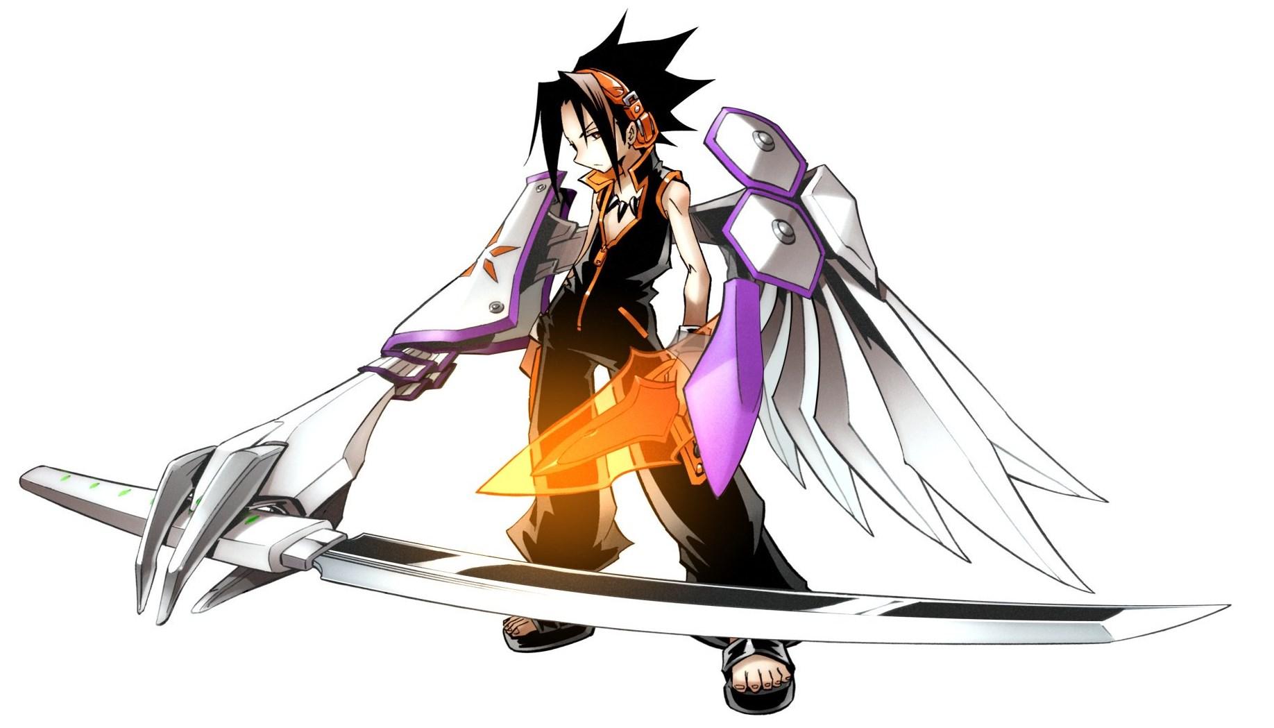 Glavni junaci crtanih filmova O.S._Spirit_of_Sword_White_Swan
