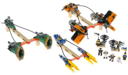 7962 Anakin's and Sebulba's Podracers review Lego_mos_espa_podrace