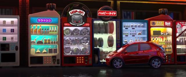 La voiture du film Cars 2 que vous aimeriez voir en miniature Mattel ! - Page 2 640px-Tokyo