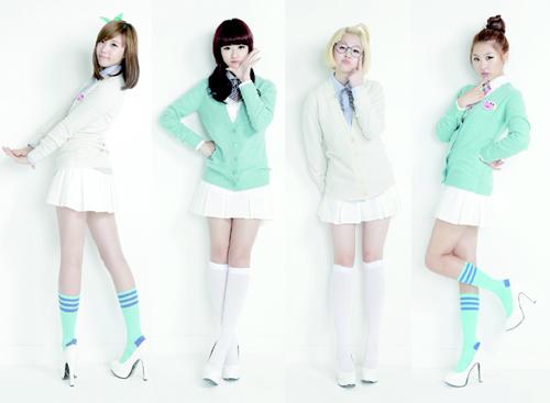 "Clinah >> mini-álbum debut ""We Are CLINAH!"" Clinah"