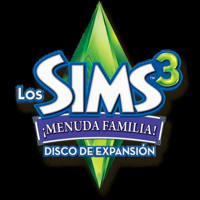 Los Sims™ 3: ¡Menuda Familia! Logo_sims_3_menuda_familia
