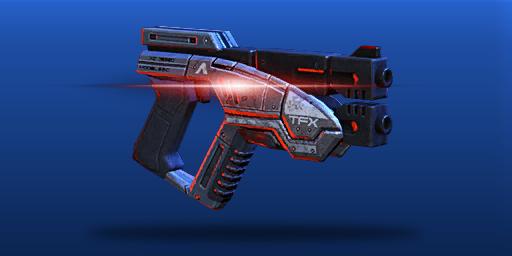 Pistolas Predator_M-3