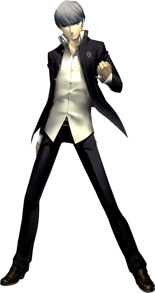 Top 5 Favorite Video Game Characters Yu_Narukami_render