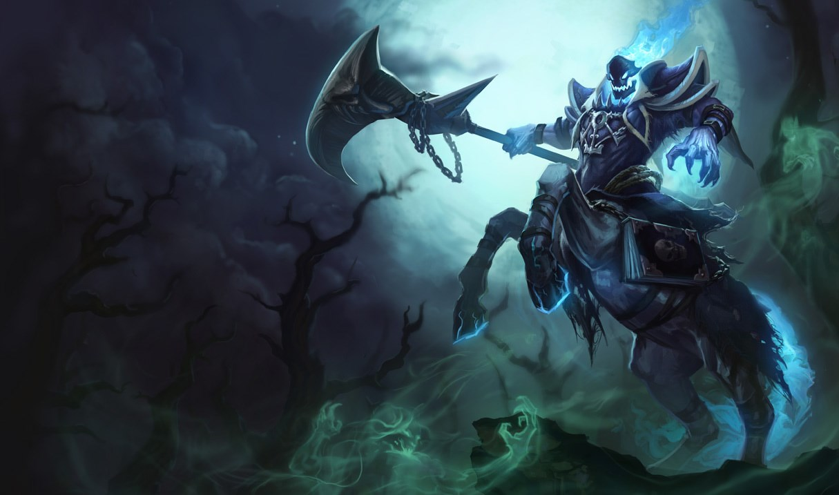P.O League Of Legends Champs And Skins - Página 2 Hecarim_ReaperSkin