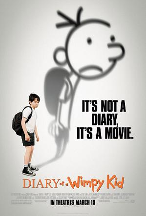 Diary Of A Wimpy Kid (Το ημερολόγιο ενός σπασίκλα) Diary_if_a_Wimpy_Kid_movie_poster