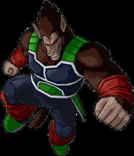 Dragon Ball: Episodio de Bardock 270px-Bardock_Ozaru_Render