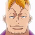 One Piece [Đảo Hải Tặc] - Bảng Xếp Hạng TOP Những Người Mạnh Nhất Thế Giới Hải Tặc 120px-Marco_Portrait