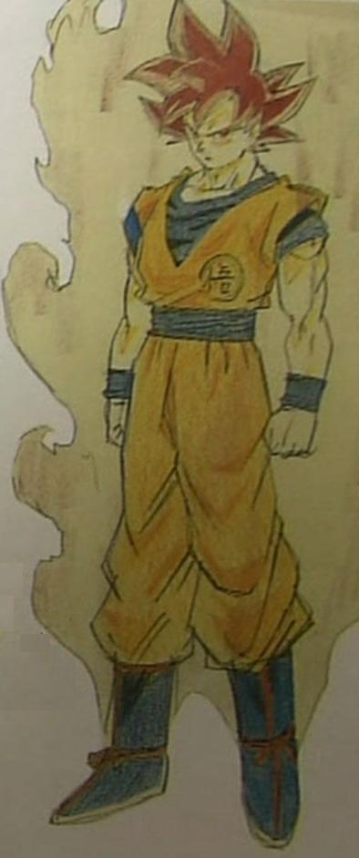 Dragon Ball Z Battle of Gods SuperSaiyanGod%28ToeiDoor%29