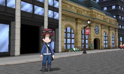 Videojuego >> Pokémon X y Pokémon Y (6ª generación) III Entrenador_con_patines