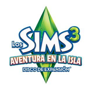 Los Sims™ 3: Aventura en la Isla 332px-Los_Sims_3_Aventura_en_la_Isla_Logo