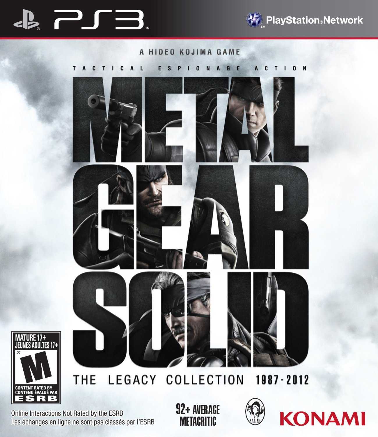 [PS3]Metal Gear Solid The Legacy Collection [MULTI][Region Free][FW 4.4x] Metal-Gear-Solid-The-Legacy-Collection