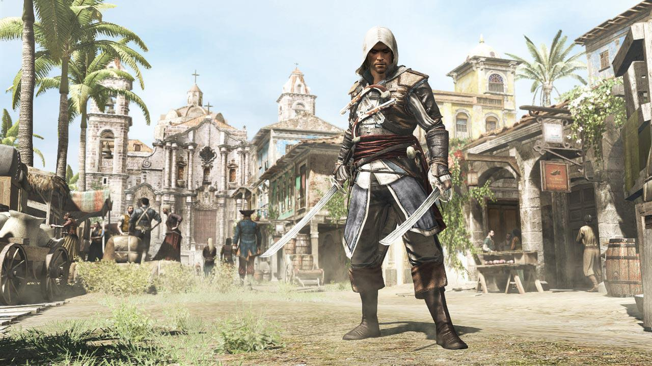 Assassin´s Creed  Edward_in_game_ACIV