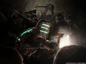Reveiw of Dead Space 300px-Surrounded