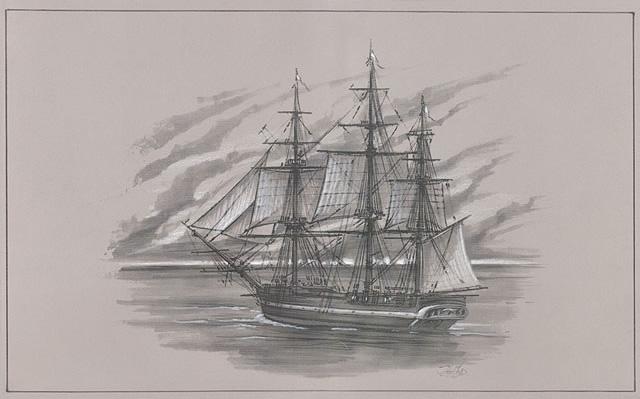 Tous les Enterprise HMS_Enterprize