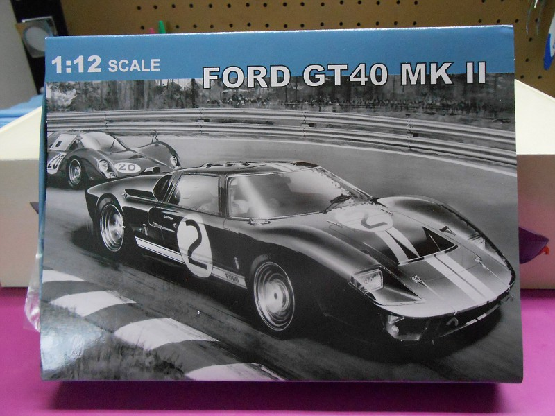 1966 FORD GT40 MK II 1/12 DSCN1164-vi