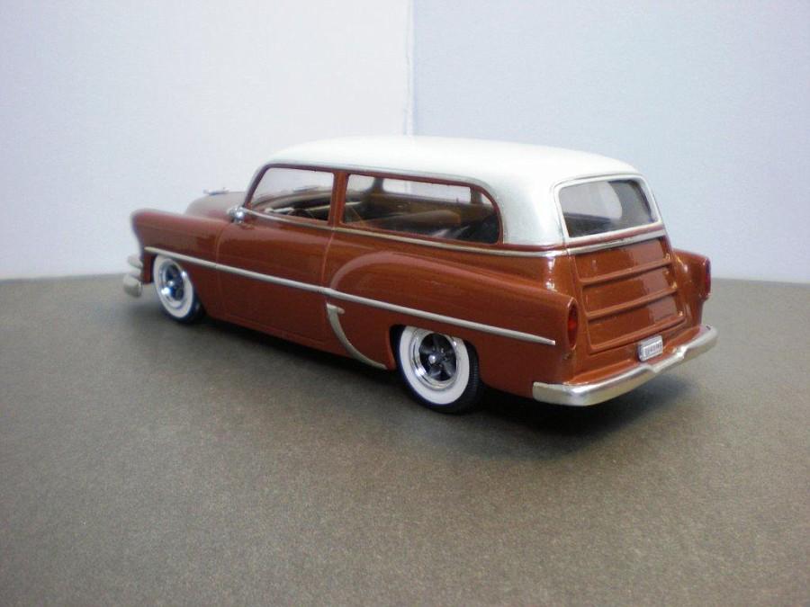 Chevrolet 1954 station Wagon  Chevrolet1954SW113-vi