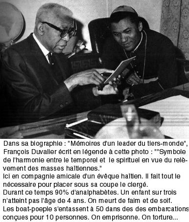 Pages d'histoire de l'époque Duvalierienne IsDuvalieretMonseigneurLigonde-vi