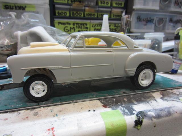 "1951 Chevrolet Gasser! ""SHOP REPORT"" 22/01/2013 - Page 3 Photo-vi"