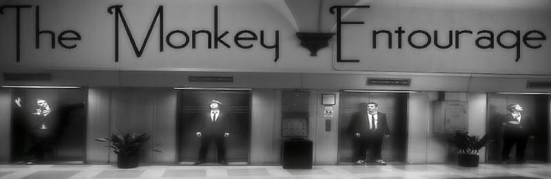 Monkey Entourage