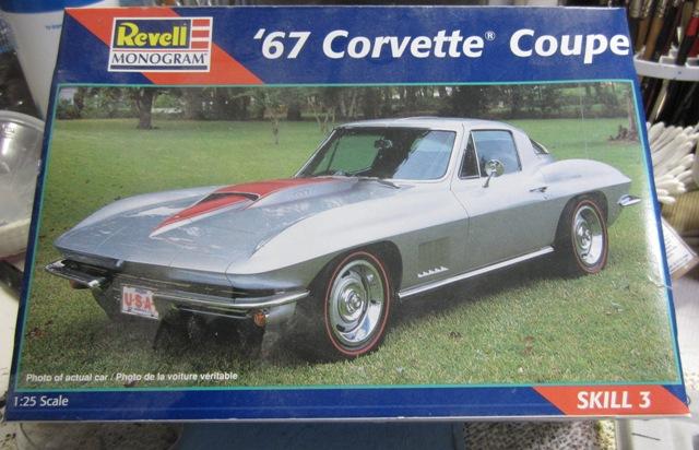 1967 Corvette Stingray 427p.c. SHOP Report 03/04/2013 001-vi