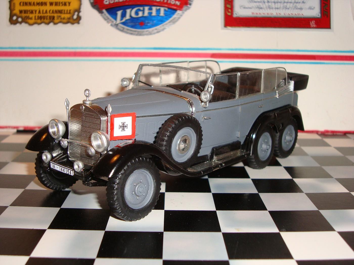 Daimier-Benz G4 German Staff Car 1939 014-vi