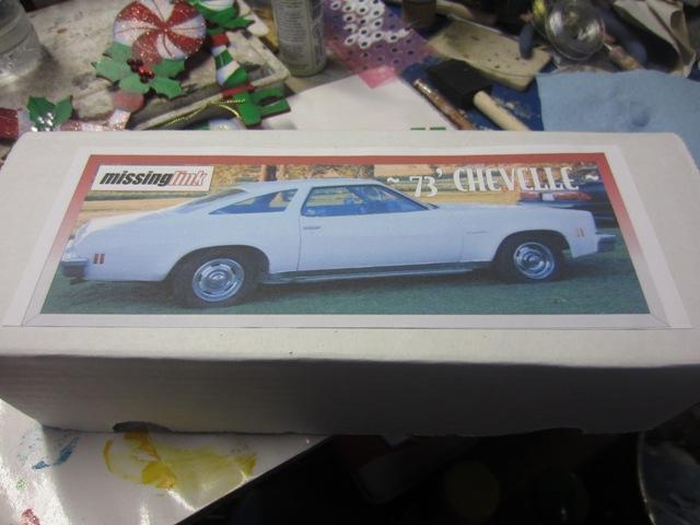 1973 Chevelle Malibu, SHOP REPORT 021-vi