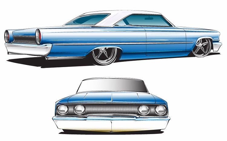 1963 ford galaxy 500 Photo-vi