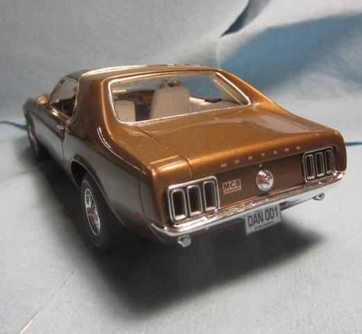 1970 Mustang Grandé  090-vi