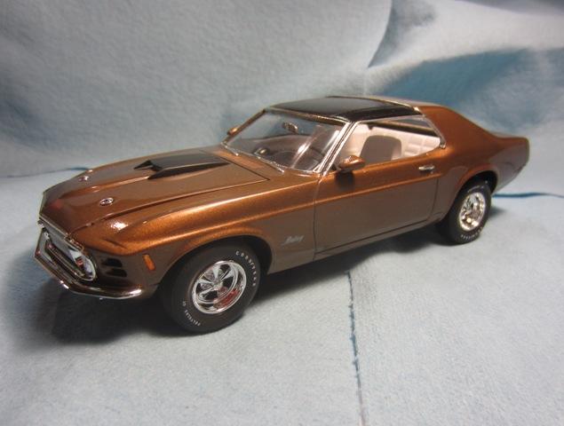 1970 Mustang Grandé  89-vi