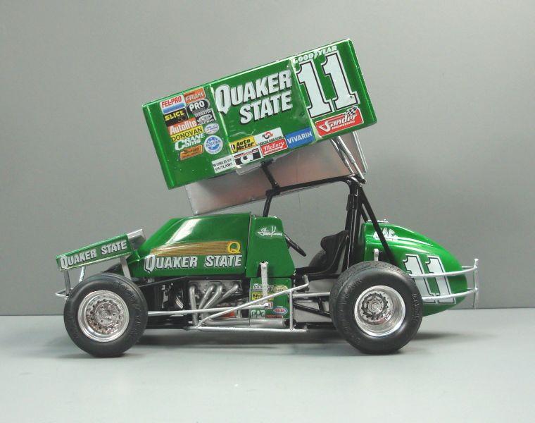 Quaker State Sprint Car QS037f-vi