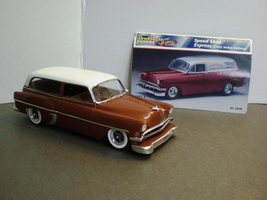 Chevrolet 1954 station Wagon  Chevrolet1954SW133-vi