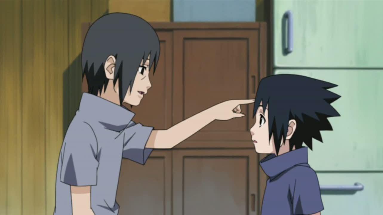صور ايتاشى و ساسوكى  Sasuke-itachi-little-naruto-kids-10075370-1283-720