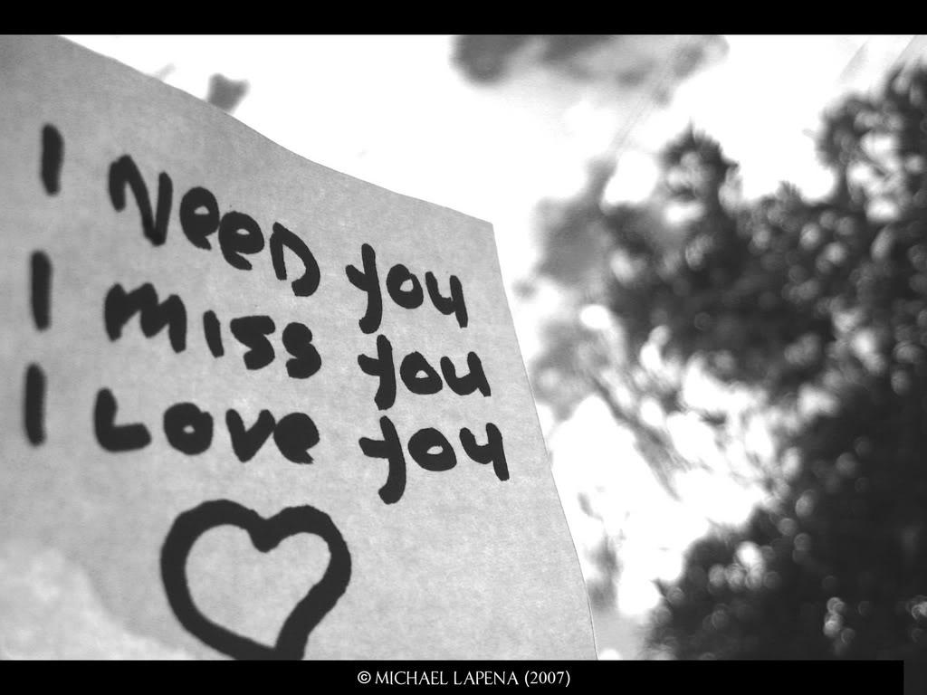 """"""" Dedikoni Një Foto Dikujt..! """"  I-need-you-I-miss-you-I-love-you-3-love-10112773-1024-768"""