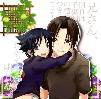 صور ايتاشى و ساسوكى  Itachi-and-sasuke-3-sasuke-and-itachi-10105256-409-400
