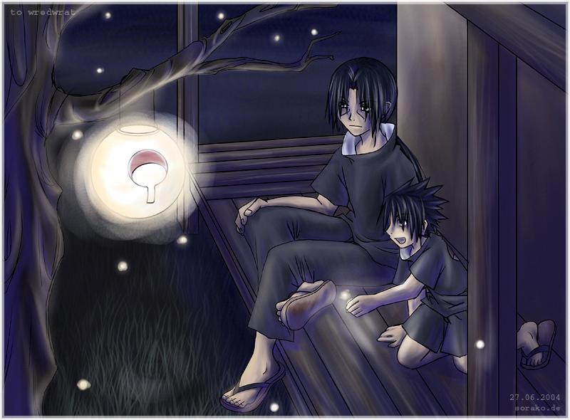 صور ايتاشى و ساسوكى  Itachi-and-sasuke-3-sasuke-and-itachi-10105264-800-590