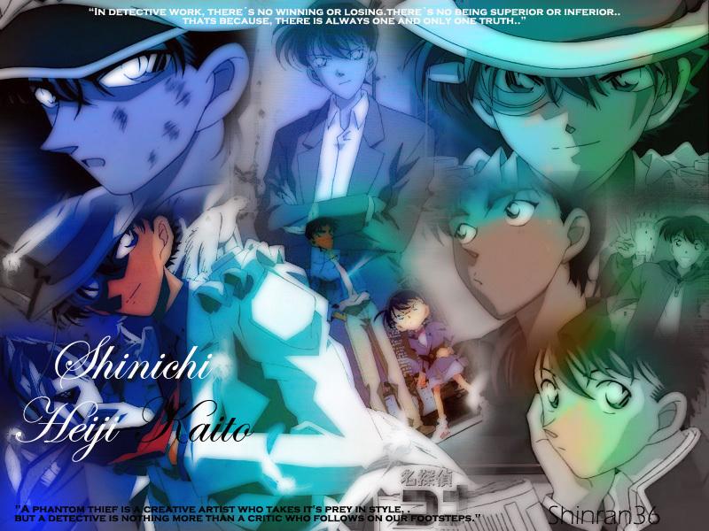 Wallpaper DConan Kaito-heiji-and-shinichi-detective-conan-10337327-800-600