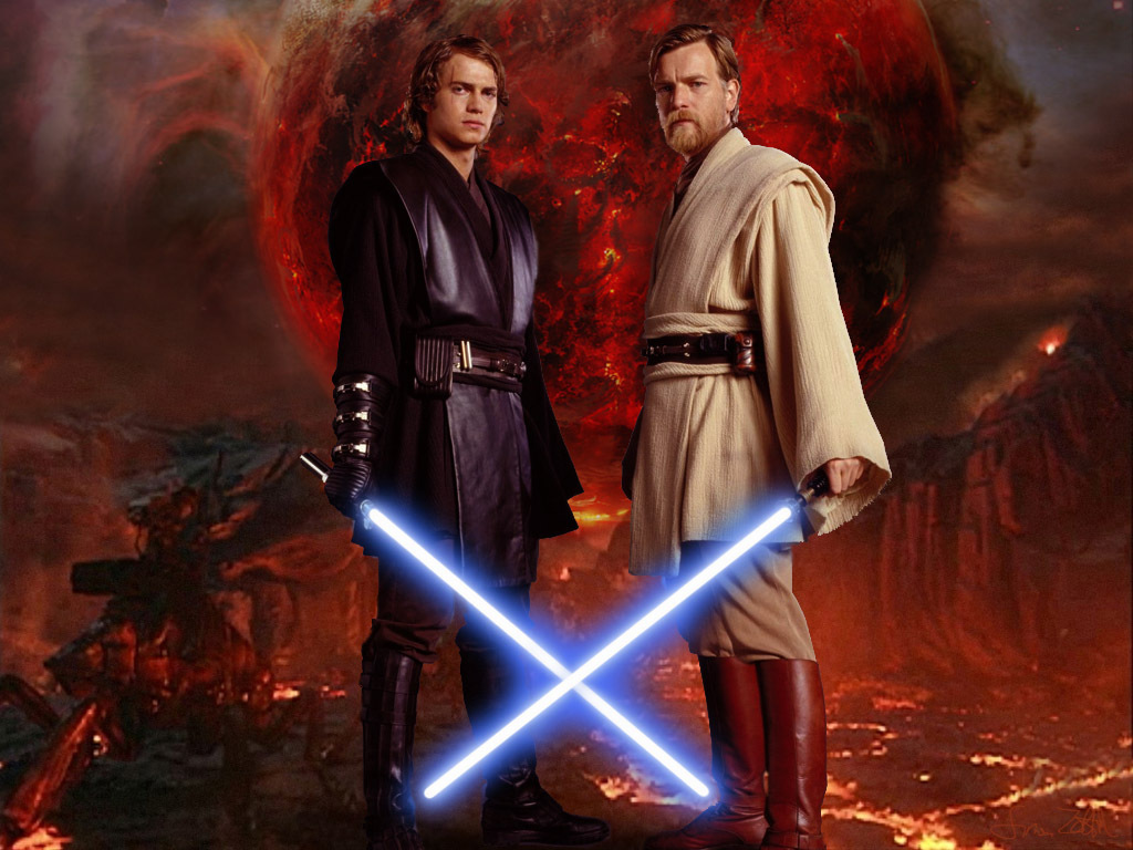 Cosplay , disfraces.....Carnavales 2013. - Página 3 Obi-Wan-and-Anakin-obi-wan-kenobi-and-anakin-skywalker-10457206-1024-768