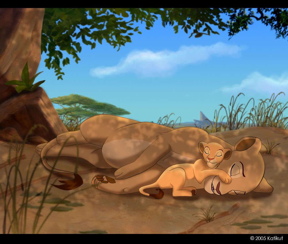 La Historia De Nala.Un poco diferente... -the-lion-king-13583881-1000-849