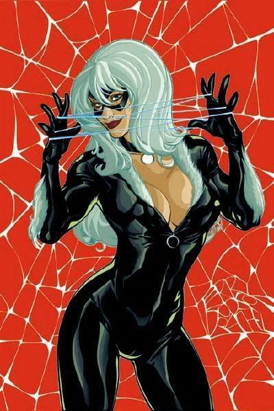 Flash - [TEMPORADA 3] CLASH OF SUPERGIRLS - Página 10 Black-Cat-marvel-comics-14636606-400-599