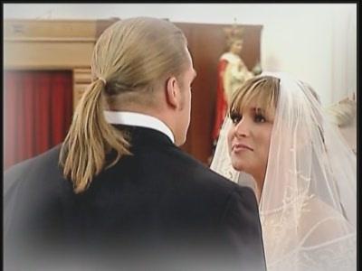 The Billion Dollar Princess Stephanie McMahon Real-Life-Wedding-Pictures-triple-h-and-stephanie-mcmahon-8569277-400-300