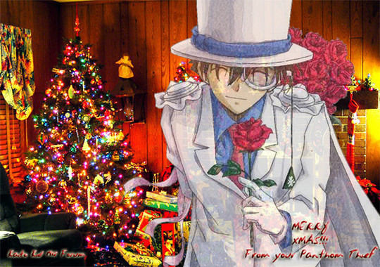 Pics các cặp trong DC Christmas-with-Kaito-Kid-detective-conan-9080598-540-380
