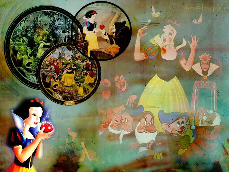 أميرات ديزنى رائعة Snow-White-classic-disney-4693870-800-600