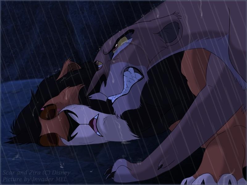 Zira donde estaba cuando las leonas atacan a scar? - Página 2 Zira-Scar-the-lion-king-5274088-800-600