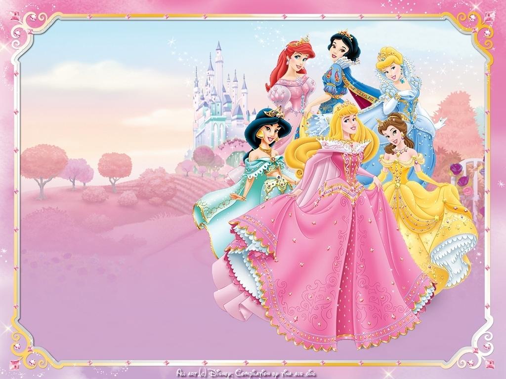 أميرات ديزنى رائعة Disney-Princesses-disney-princess-6170514-1024-768